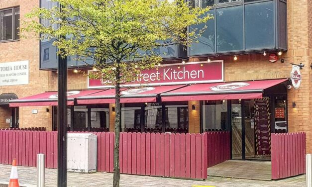 Supporting local at the Baker Street Kitchen