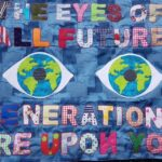 Stitched Up exhibition tackles climate change with creativity