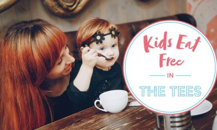 Kids Eat Free in The Tees: Our Directory – Who, what, where and when?