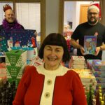 Safer Communities delivers festive cheer