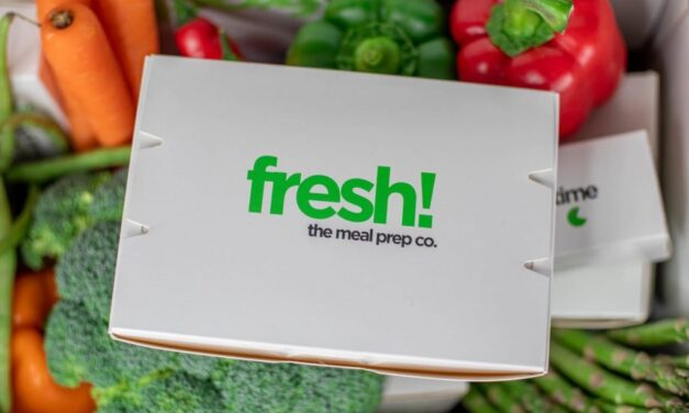 Fresh! The Meal Prep Co, Go Green!