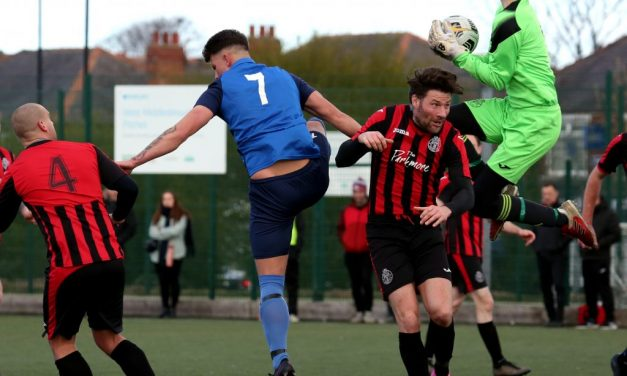 St Mary's cup hopes crushed
