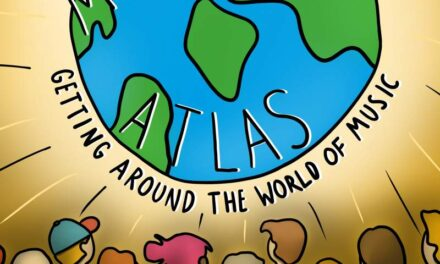 TEES MUSIC ALLIANCE RELEASE THE MUSICIAN'S ATLAS