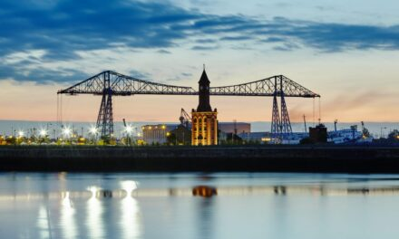 Why I'm proud to be from Teesside…
