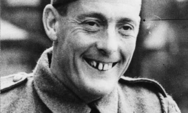 The story of World War Two hero Stanley Hollis