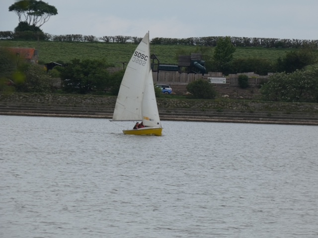 Scaling Dam, Not Just for Sailing