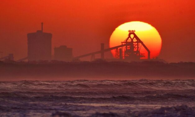 Redcar Blast furnace to disappear forever…