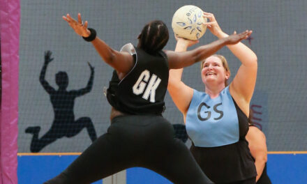 Netball fun for over 40 years