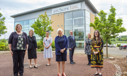 Law firm growth increases capacity