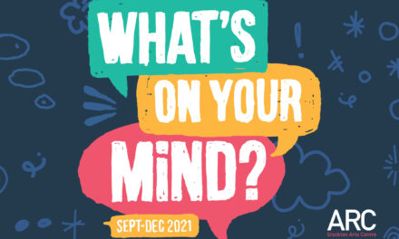 ARC in Stockton asks, What's On Your Mind?